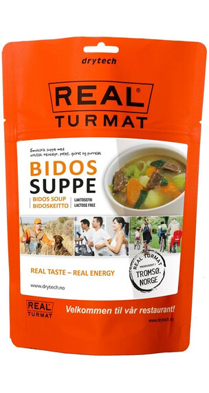 Real Turmat Bidos soppa